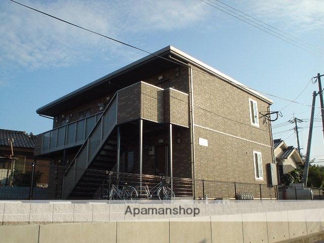 大分県中津市の築10年 2階建の賃貸アパート