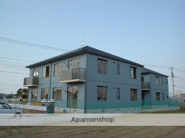 大分県中津市の築12年 2階建の賃貸アパート