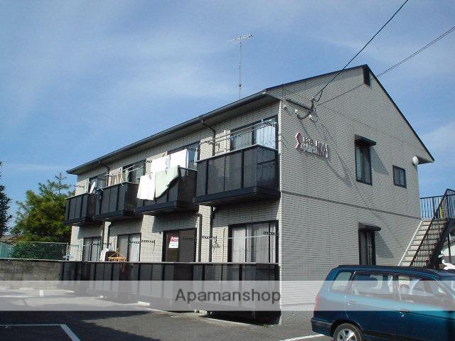 大分県中津市、中津駅徒歩10分の築18年 2階建の賃貸アパート