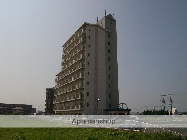 大分県中津市の築22年 10階建の賃貸マンション