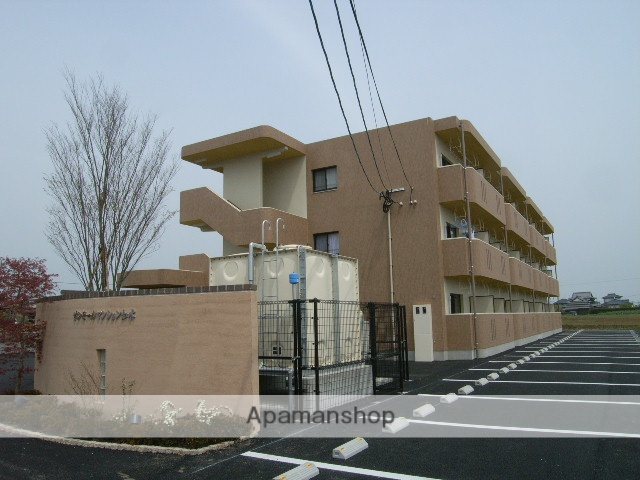 大分県中津市、東中津駅徒歩20分の築9年 3階建の賃貸マンション