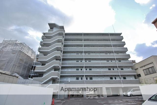 大分県別府市、別府駅徒歩2分の築17年 8階建の賃貸マンション