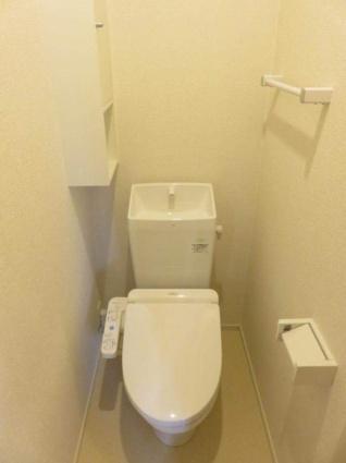 レナ ハウス[2LDK/56.68m2]のトイレ