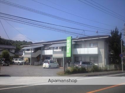 大分県日田市の築30年 2階建の賃貸アパート
