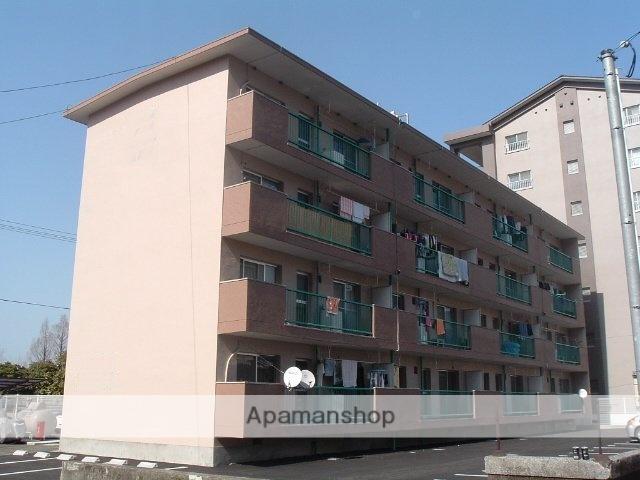 大分県別府市の築47年 4階建の賃貸マンション