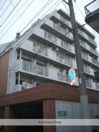 大分県大分市、西大分駅徒歩25分の築30年 7階建の賃貸マンション