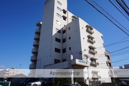 大分県大分市、南大分駅徒歩30分の築30年 8階建の賃貸マンション