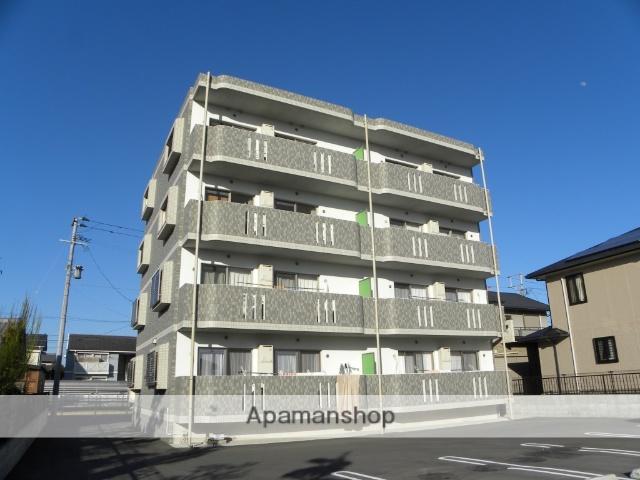 宮崎県延岡市の築10年 4階建の賃貸マンション
