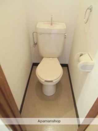 メイプルコート広原[1K/17.1m2]のトイレ