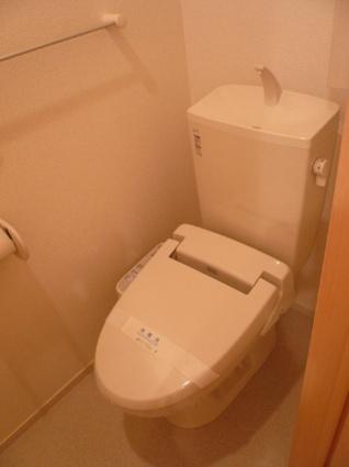 ガーデンハウス・バニラ[1LDK/42.8m2]のトイレ