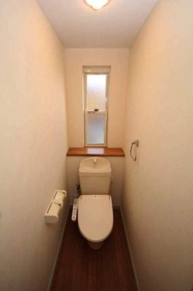 トゥインクル[1LDK/44.27m2]のトイレ