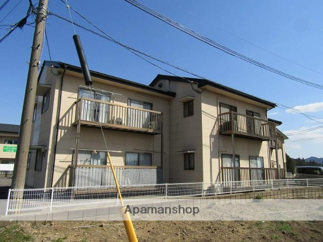 宮崎県小林市、小林駅徒歩44分の築21年 2階建の賃貸アパート