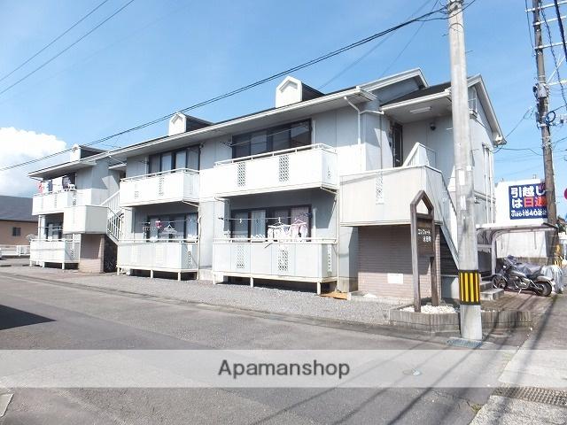 宮崎県小林市、小林駅徒歩9分の築23年 2階建の賃貸アパート