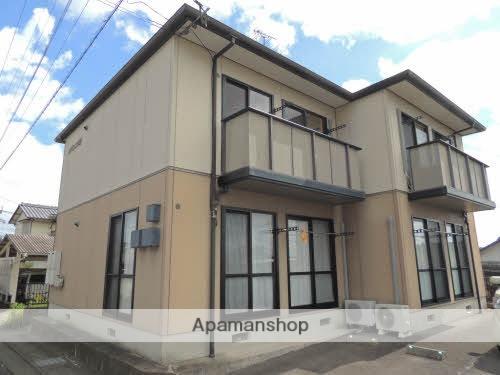 宮崎県西諸県郡高原町の築13年 2階建の賃貸アパート