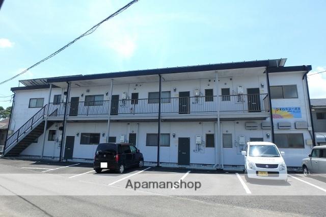 宮崎県小林市、小林駅徒歩45分の築17年 2階建の賃貸アパート