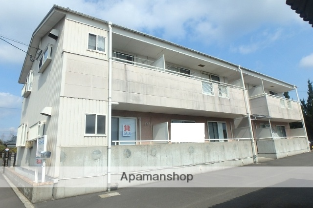 宮崎県小林市、小林駅徒歩63分の築21年 2階建の賃貸アパート