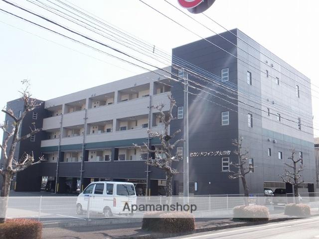 宮崎県小林市、小林駅徒歩6分の築2年 4階建の賃貸マンション