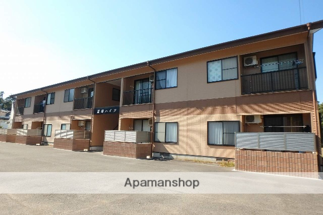 宮崎県小林市、小林駅徒歩20分の築21年 2階建の賃貸アパート