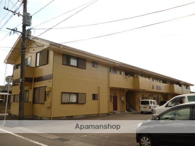 宮崎県えびの市、えびの飯野駅徒歩27分の築28年 2階建の賃貸アパート