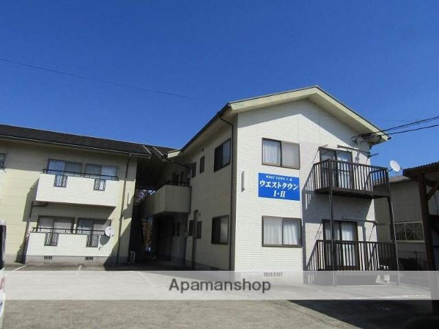 宮崎県小林市、小林駅徒歩30分の築18年 2階建の賃貸アパート