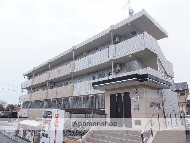宮崎県小林市、小林駅徒歩11分の築1年 3階建の賃貸マンション