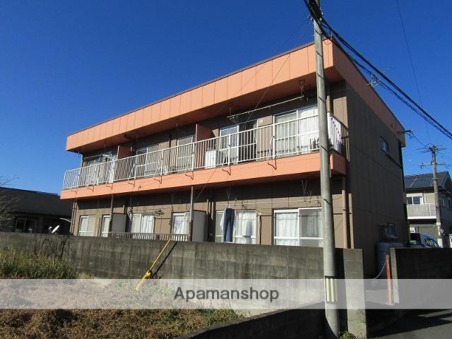宮崎県小林市、小林駅徒歩11分の築31年 2階建の賃貸アパート
