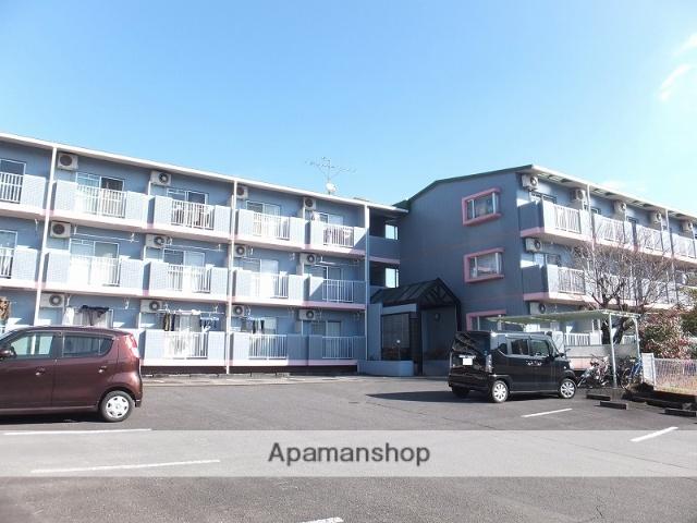 宮崎県小林市、小林駅徒歩10分の築20年 3階建の賃貸マンション