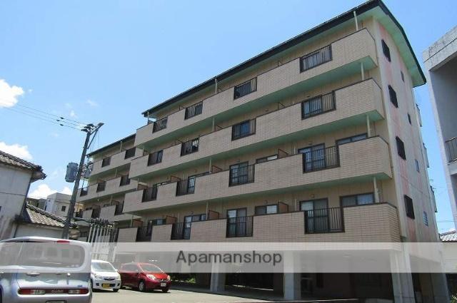 宮崎県小林市、小林駅徒歩7分の築72年 5階建の賃貸マンション