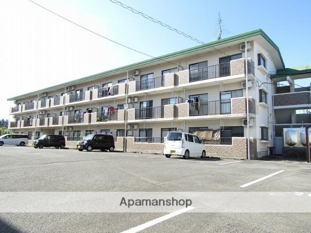 宮崎県小林市、小林駅徒歩39分の築20年 3階建の賃貸マンション