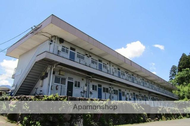 宮崎県小林市、小林駅バス1分売子木バス停下車後徒歩8分の築31年 2階建の賃貸アパート