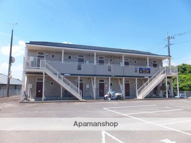 宮崎県小林市、小林駅徒歩22分の築28年 2階建の賃貸アパート