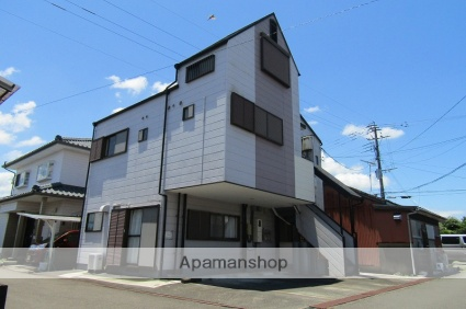 宮崎県小林市、小林駅徒歩17分の築20年 2階建の賃貸アパート