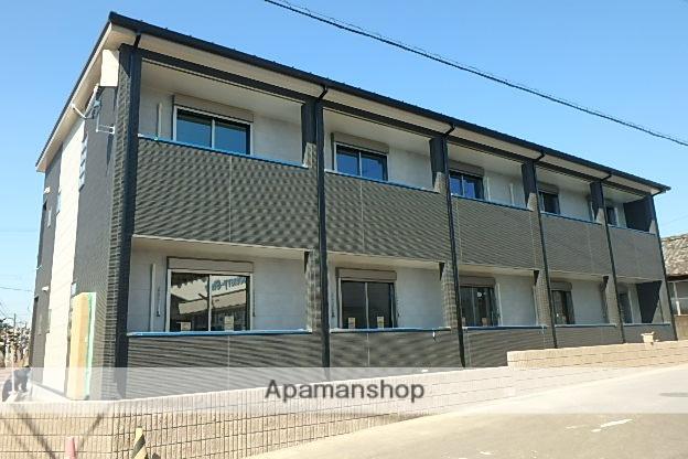 宮崎県小林市、小林駅徒歩6分の築1年 2階建の賃貸アパート