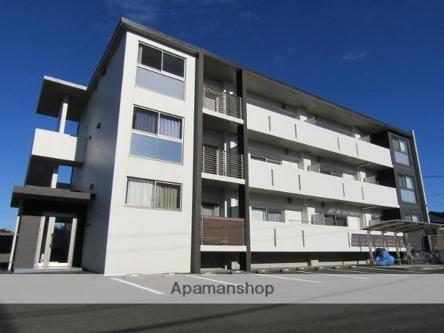 宮崎県小林市、小林駅徒歩23分の新築 3階建の賃貸マンション