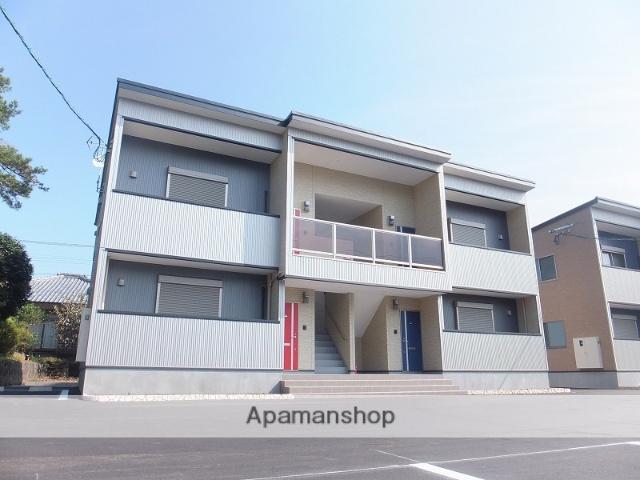 宮崎県小林市、小林駅徒歩24分の新築 2階建の賃貸アパート