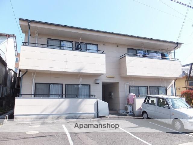 宮崎県小林市、小林駅徒歩11分の築20年 2階建の賃貸アパート