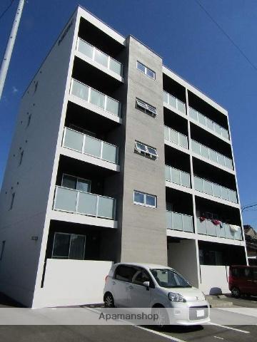 宮崎県小林市、小林駅徒歩14分の新築 5階建の賃貸マンション