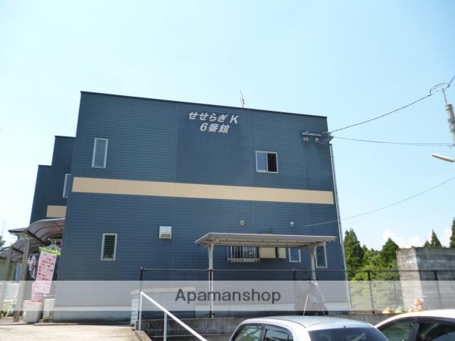 宮崎県小林市、小林駅徒歩22分の築9年 2階建の賃貸アパート