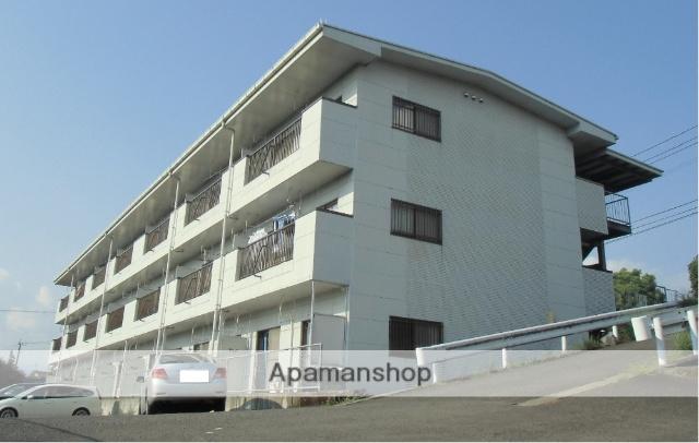 宮崎県小林市、小林駅徒歩35分の築21年 3階建の賃貸アパート