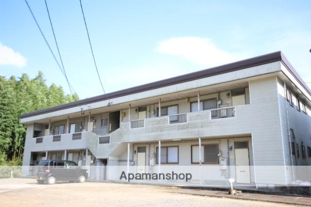 宮崎県小林市、小林駅徒歩60分の築21年 2階建の賃貸アパート