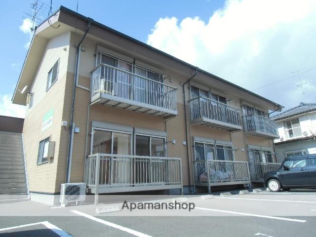 宮崎県小林市、小林駅徒歩10分の築8年 2階建の賃貸アパート