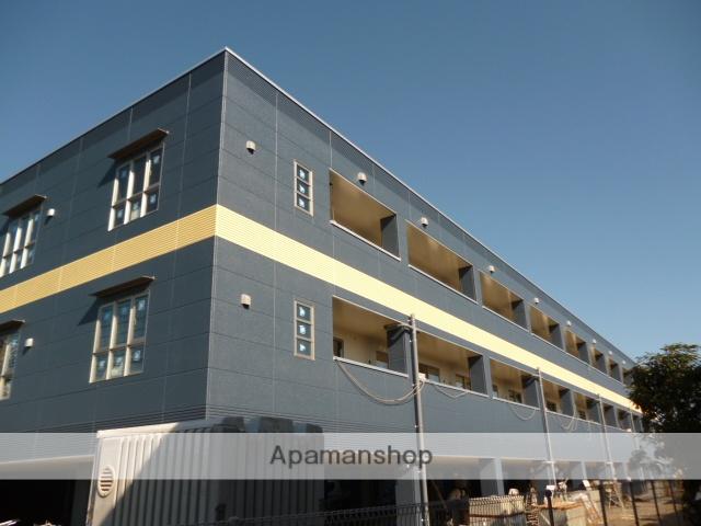 宮崎県小林市、小林駅徒歩9分の築3年 3階建の賃貸マンション