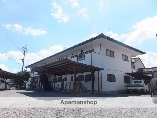 宮崎県小林市、小林駅徒歩11分の築29年 2階建の賃貸アパート