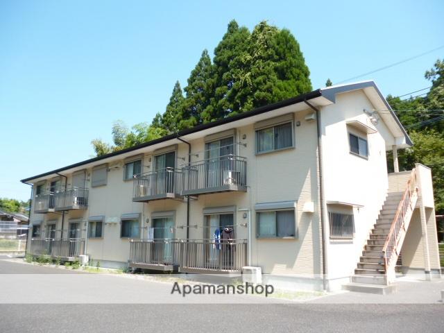 宮崎県小林市、小林駅徒歩22分の築8年 2階建の賃貸アパート