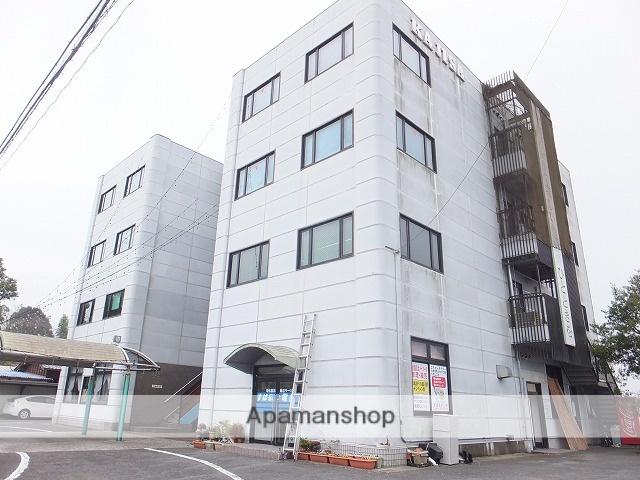 宮崎県えびの市、えびの飯野駅徒歩19分の築24年 4階建の賃貸アパート