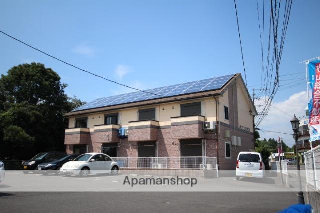 宮崎県小林市、小林駅徒歩57分の築10年 2階建の賃貸アパート