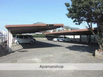 妻ヶ丘マンション[3LDK/59.62m2]の駐車場