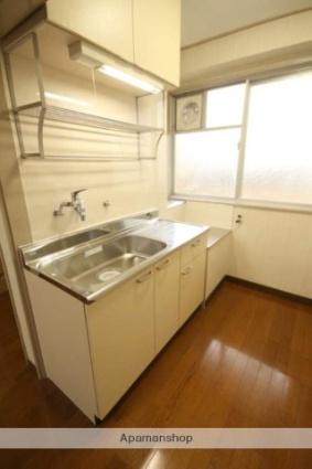 サンライズマツダⅡ[3LDK/57.96m2]のキッチン