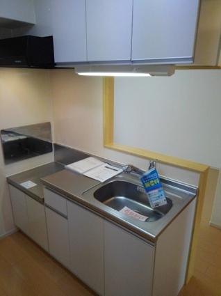 メイ・ピース[1LDK/41.27m2]のキッチン