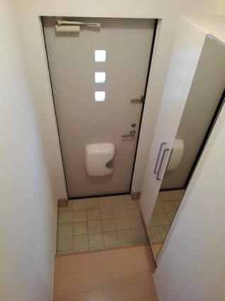 メイ・ピース[1LDK/41.27m2]の玄関